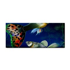 Marine Fishes Cosmetic Storage Cases by BangZart