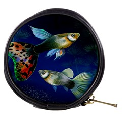 Marine Fishes Mini Makeup Bags