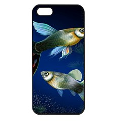 Marine Fishes Apple Iphone 5 Seamless Case (black)