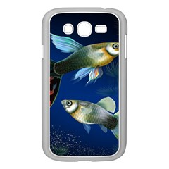 Marine Fishes Samsung Galaxy Grand Duos I9082 Case (white)