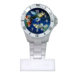 Marine Fishes Plastic Nurses Watch