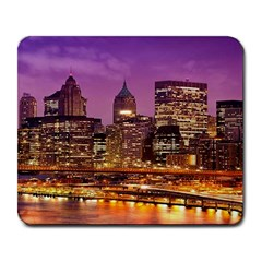 City Night Large Mousepads