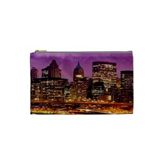 City Night Cosmetic Bag (small)