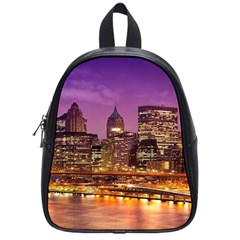 City Night School Bags (small)