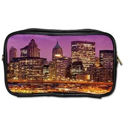 City Night Toiletries Bags