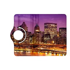 City Night Kindle Fire Hd (2013) Flip 360 Case by BangZart