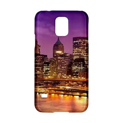 City Night Samsung Galaxy S5 Hardshell Case