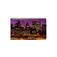 City Night Cosmetic Bag (xs)
