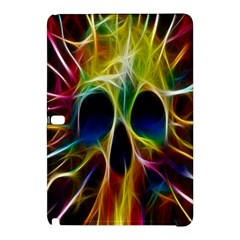 Skulls Multicolor Fractalius Colors Colorful Samsung Galaxy Tab Pro 12 2 Hardshell Case by BangZart