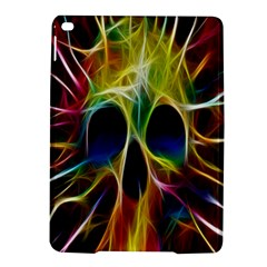 Skulls Multicolor Fractalius Colors Colorful Ipad Air 2 Hardshell Cases