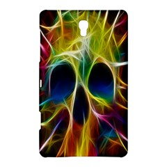 Skulls Multicolor Fractalius Colors Colorful Samsung Galaxy Tab S (8 4 ) Hardshell Case