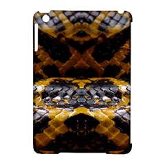 Textures Snake Skin Patterns Apple Ipad Mini Hardshell Case (compatible With Smart Cover) by BangZart