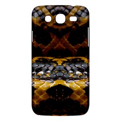 Textures Snake Skin Patterns Samsung Galaxy Mega 5 8 I9152 Hardshell Case  by BangZart