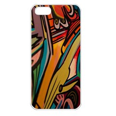 Vivid Colours Apple Iphone 5 Seamless Case (white)