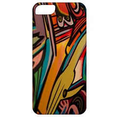 Vivid Colours Apple Iphone 5 Classic Hardshell Case