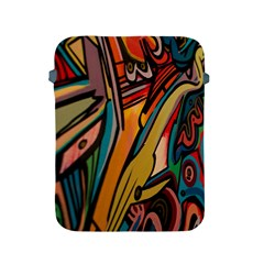 Vivid Colours Apple Ipad 2/3/4 Protective Soft Cases