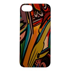 Vivid Colours Apple Iphone 5s/ Se Hardshell Case