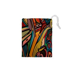 Vivid Colours Drawstring Pouches (xs)