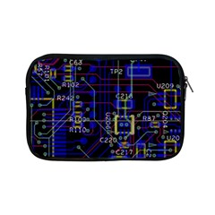 Technology Circuit Board Layout Apple Ipad Mini Zipper Cases