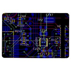 Technology Circuit Board Layout Ipad Air Flip by BangZart