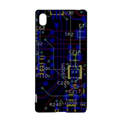 Technology Circuit Board Layout Sony Xperia Z3+ by BangZart