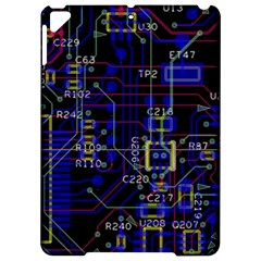 Technology Circuit Board Layout Apple Ipad Pro 9 7   Hardshell Case