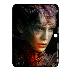 Digital Fantasy Girl Art Samsung Galaxy Tab 4 (10 1 ) Hardshell Case