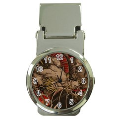 Chinese Dragon Money Clip Watches