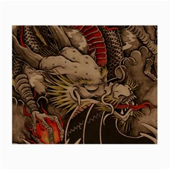 Chinese Dragon Small Glasses Cloth (2 Side)