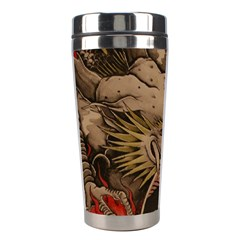 Chinese Dragon Stainless Steel Travel Tumblers by BangZart