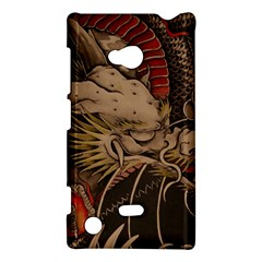 Chinese Dragon Nokia Lumia 720 by BangZart