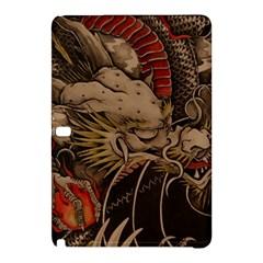 Chinese Dragon Samsung Galaxy Tab Pro 12 2 Hardshell Case by BangZart