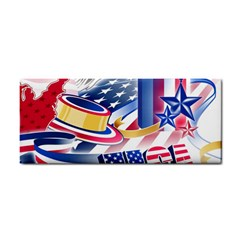 United States Of America Usa  Images Independence Day Cosmetic Storage Cases