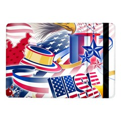 United States Of America Usa  Images Independence Day Samsung Galaxy Tab Pro 10 1  Flip Case by BangZart