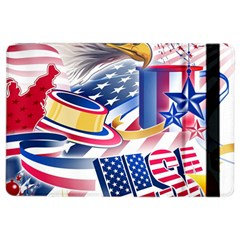 United States Of America Usa  Images Independence Day Ipad Air 2 Flip