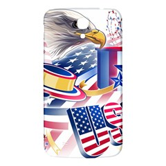 United States Of America Usa  Images Independence Day Samsung Galaxy Mega I9200 Hardshell Back Case by BangZart