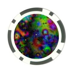 Full Colors Poker Chip Card Guard