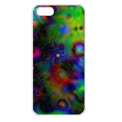 Full Colors Apple Iphone 5 Seamless Case (white)