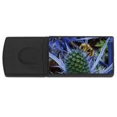 Chihuly Garden Bumble Rectangular Usb Flash Drive