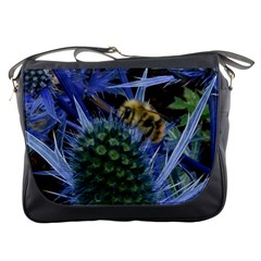 Chihuly Garden Bumble Messenger Bags