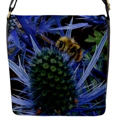 Chihuly Garden Bumble Flap Messenger Bag (s)