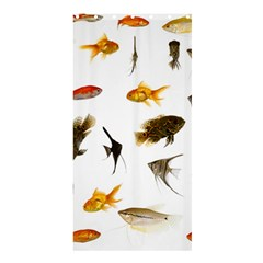 Goldfish Shower Curtain 36  X 72  (stall)  by BangZart