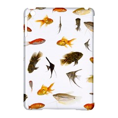 Goldfish Apple Ipad Mini Hardshell Case (compatible With Smart Cover) by BangZart