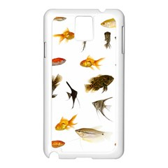 Goldfish Samsung Galaxy Note 3 N9005 Case (white)