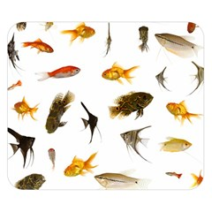 Goldfish Double Sided Flano Blanket (small)