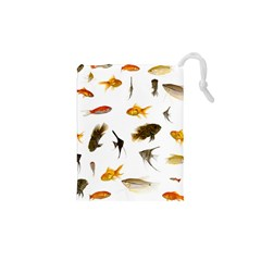 Goldfish Drawstring Pouches (xs)