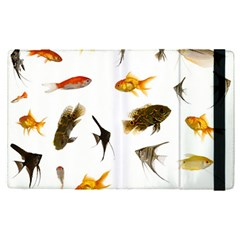 Goldfish Apple Ipad Pro 9 7   Flip Case by BangZart