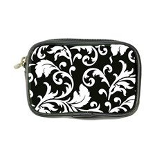 Vector Classicaltr Aditional Black And White Floral Patterns Coin Purse by BangZart