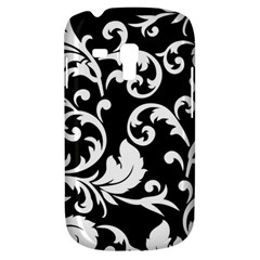 Vector Classicaltr Aditional Black And White Floral Patterns Galaxy S3 Mini