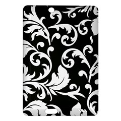 Vector Classicaltr Aditional Black And White Floral Patterns Amazon Kindle Fire Hd (2013) Hardshell Case by BangZart